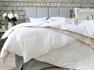 How to dress your bed for Winter - The Linens Show