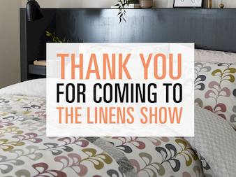 The Linens Show, Thanks for Coming